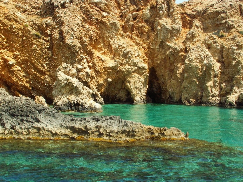 Σπήλαια Κάτω Κουφονήσι
