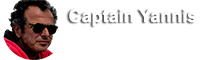Captain Yannis Sailing Trips Logo