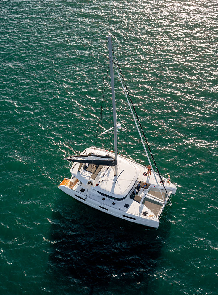 Captain Yannis' Catamaran Lagoon 46 FILLIPOS